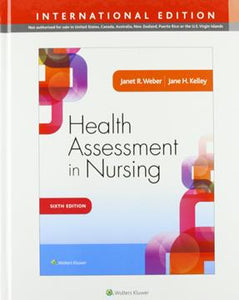 Health Assessment in Nursing, 6th Edition, IE