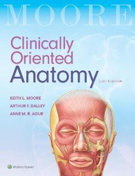 Clinically Oriented Anatomy, 8th Edition IE