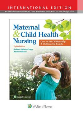 Maternal & Child Health Nursing, 8th Edition, IE