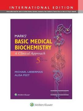 Marks' Basic Medical Biochemistry, 5th Edition (International Edition)