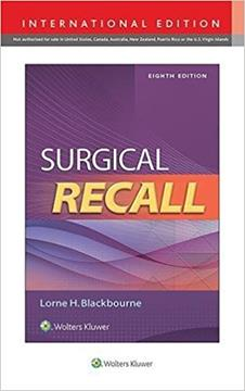 Surgical Recall, 8th Edition