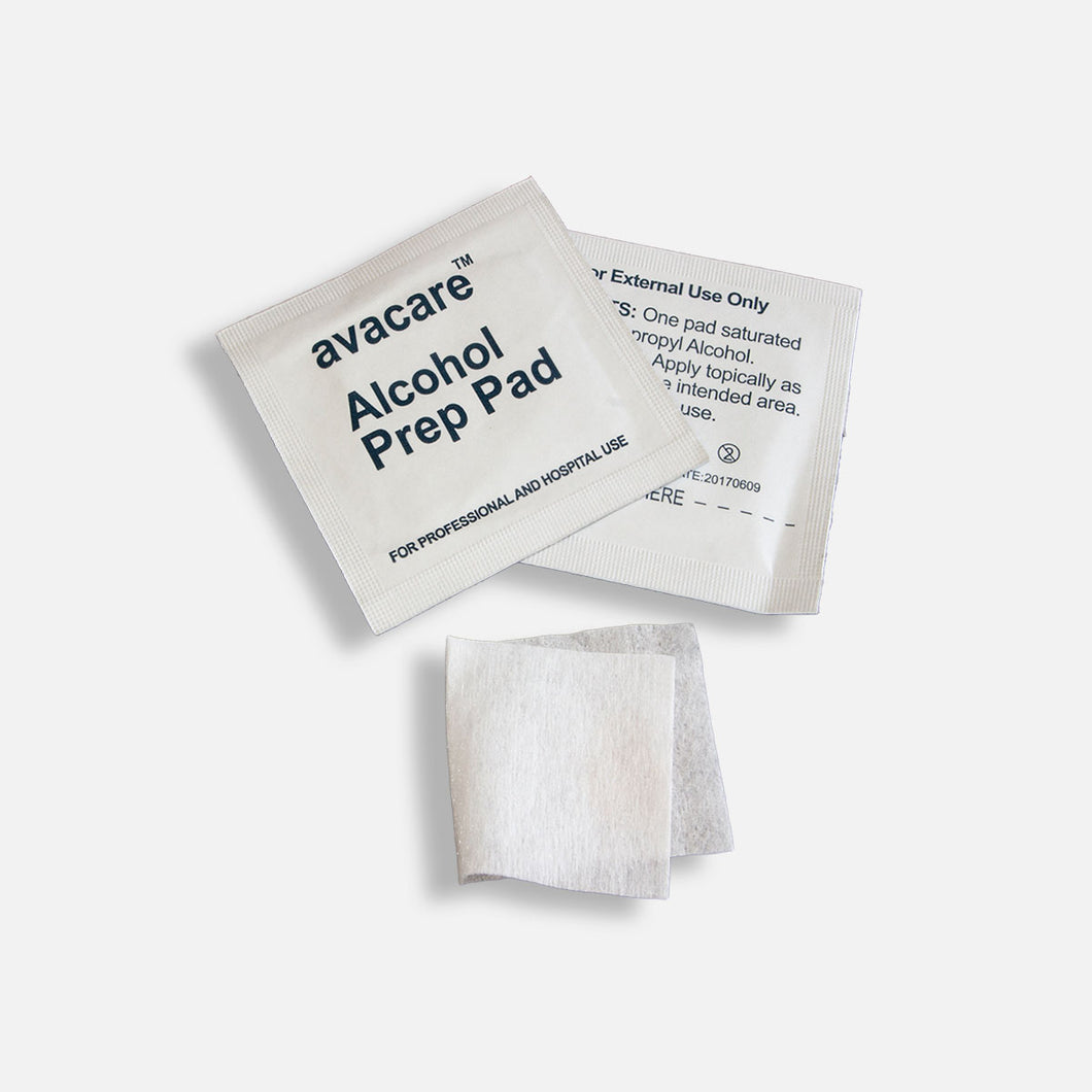 Alcohol Prep Swabs