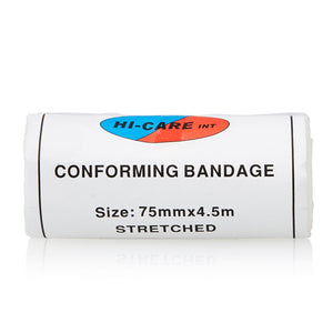 Bandage Conforming 75mm x 4.5m