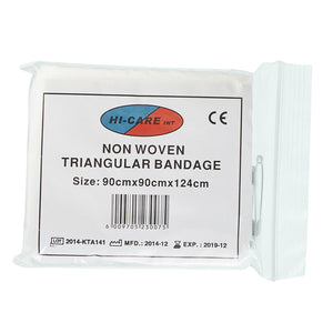 Bandage Triangular Non-Woven - Hi-Care
