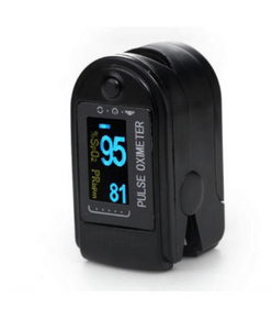 Pulse Oximeter CMS50D  finger tip, dual colour, LED display