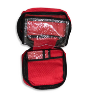 First Aid Bag - Basic Red (Empty)