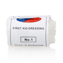 First Aid Dressing No. 1