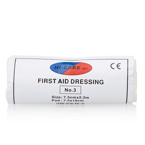 First Aid Dressing No. 3