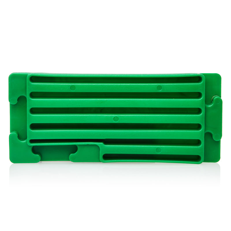 Splints Green Plastic