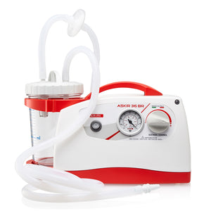 Surgical Suction Askir BR36 with battery back up
