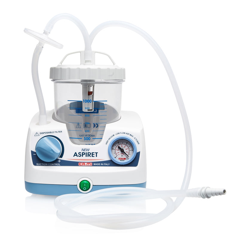 Surgical Suction Aspiret - 15L/min