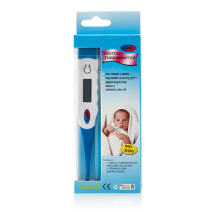Thermometer Digital - Flexible Tip