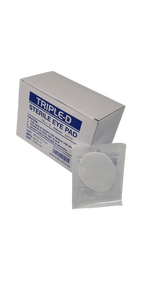 Triple D eye pads - sterile - single