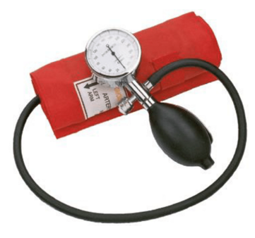 BP Meter Aneroid Single Hand