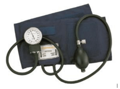 BP Meter Aneroid Pocket Standard