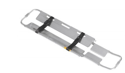 Stretcher Scoop - Aluminium foldable foot section