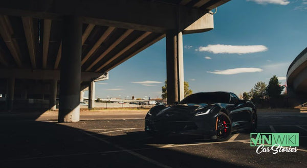 C7 Sets Fastest Time for Corvettes on the Cannonball Run