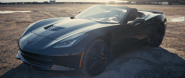 Taking the Long Way Home in the 2019 Corvette Stingray Convertible