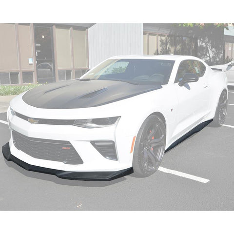 Camaro SS Front Splitter Lip & Side Skirts Rocker Panels - ExtremeOnlineStore