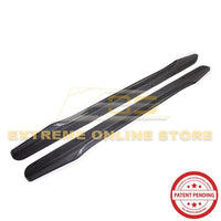 2009-14 Cadillac CTS-V Carbon Fiber Side Skirts