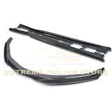 Camaro T6 Front Splitter Lip & Side Skirts Rocker Panels