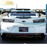 Camaro Rear Trunk Spoiler | ZL1 1LE Performance Package