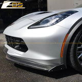 Corvette C7 Stage 2 / Stage 3 Front Splitter & Side Skirts