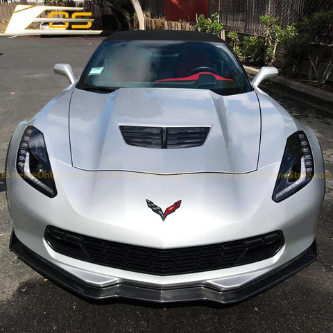 Corvette C7 Stage 2 Aerodynamic Full Body Kit - ExtremeOnlineStore