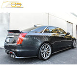 16-Present Cadillac CTS-V Carbon Fiber Side Skirts Rocker Panels