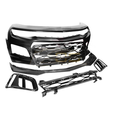 Camaro Front Bumper Kit | ZL1 Conversion Package - ExtremeOnlineStore