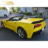 Corvette C7 Stingray / Z51 Front Splitter Lip & Side Skirts Rocker Panels