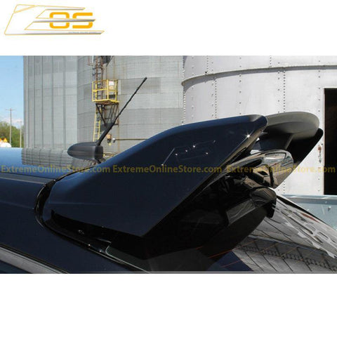 13-Up Ford Focus ST | 16-Up Focus RS Rear Spoiler Riser Extension Kit