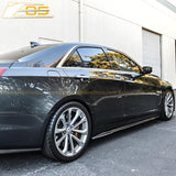 16-19 Cadillac CTS-V Carbon Fiber Aerodynamic Full Body Kit Extension
