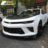 Camaro SS Primer Black Aerodynamic Full Body Kit | SS 1LE Extended Package