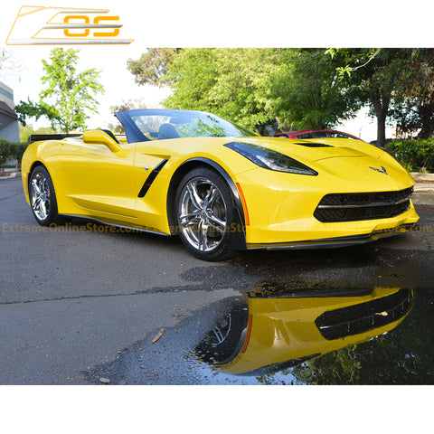Stage 3 Performance Package Aerodynamic Body Kit | Corvette C7 Stingray / Z51 - ExtremeOnlineStore