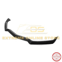 Corvette C8 5VM Style Carbon Flash Front Splitter Lip