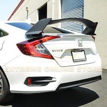 2016-Up Honda Civic Sedan Type R Conversion Rear Trunk Spoiler Kit