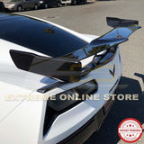 Corvette C7 ZR1 Conversion Rear Spoiler High Wing