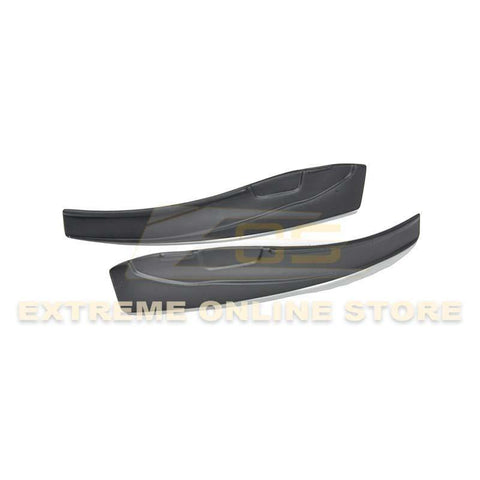 Corvette C6 Grand Sport / Z06 Carbon Fiber Side Skirts Rocker Panels - ExtremeOnlineStore