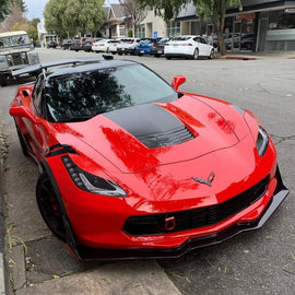 Corvette C7 Stage 3.5 ZR1 Conversion Aerodynamic Full Body Kit