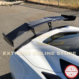 Corvette C7 ZR1 ZTK Conversion Rear Spoiler High Wing