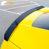 Corvette C7 Stingray / Z51 Package Carbon Fiber Rear Spoiler