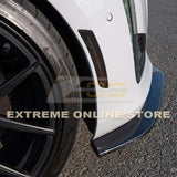 2016-19 Cadillac CTS Carbon Fiber Front Splitter & Side Skirts