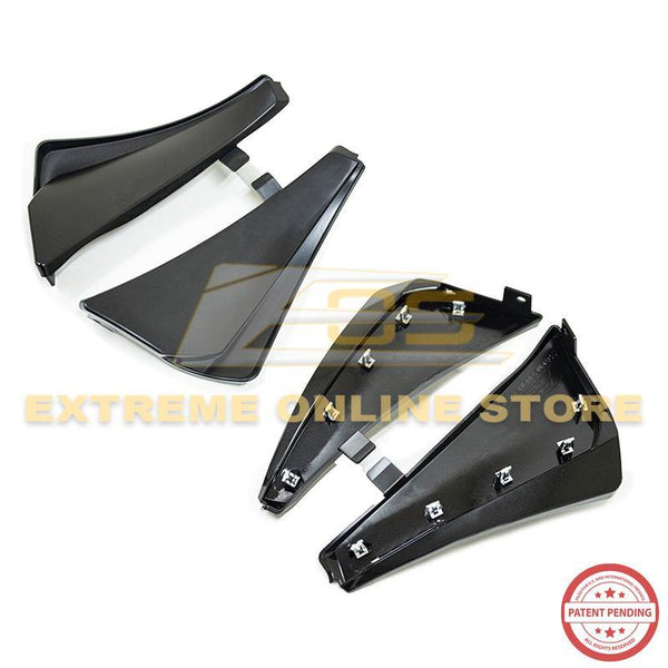 Corvette C8 XL Extended Front & Rear Splash Guard