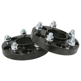 25mm Hub Centric Wheel Spacer Adapters | Corvette C6
