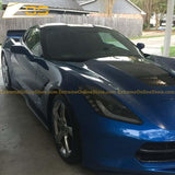 Corvette C7 Stingray / Z51 Carbon Flash Side Skirts Rocker Panels