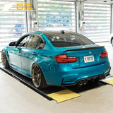 Carbon Fiber Side Skirts Rocker Panels | 14-Present BMW F80 M3