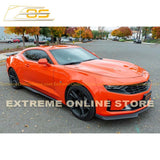 2019-Up Camaro RS / SS 6th Gen Facelift 1LE Front Splitter Lip & Side Skirts