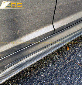 13-Up Ford Focus ST | RS Carbon Fiber Side Skirts Rocker Panels - ExtremeOnlineStore