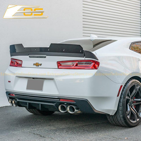 Camaro Extended Version 2 Rear Trunk Spoiler | EOS SS 1LE Track Package